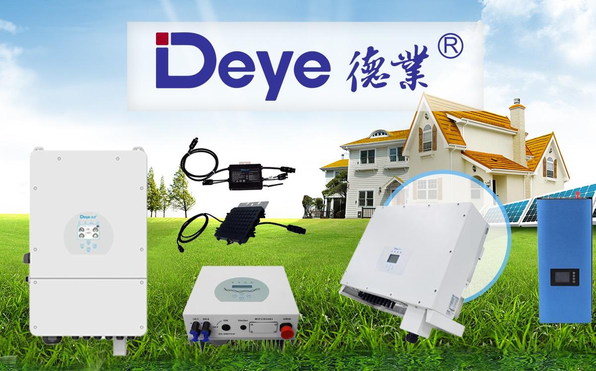 Deye-inverter-hybrid