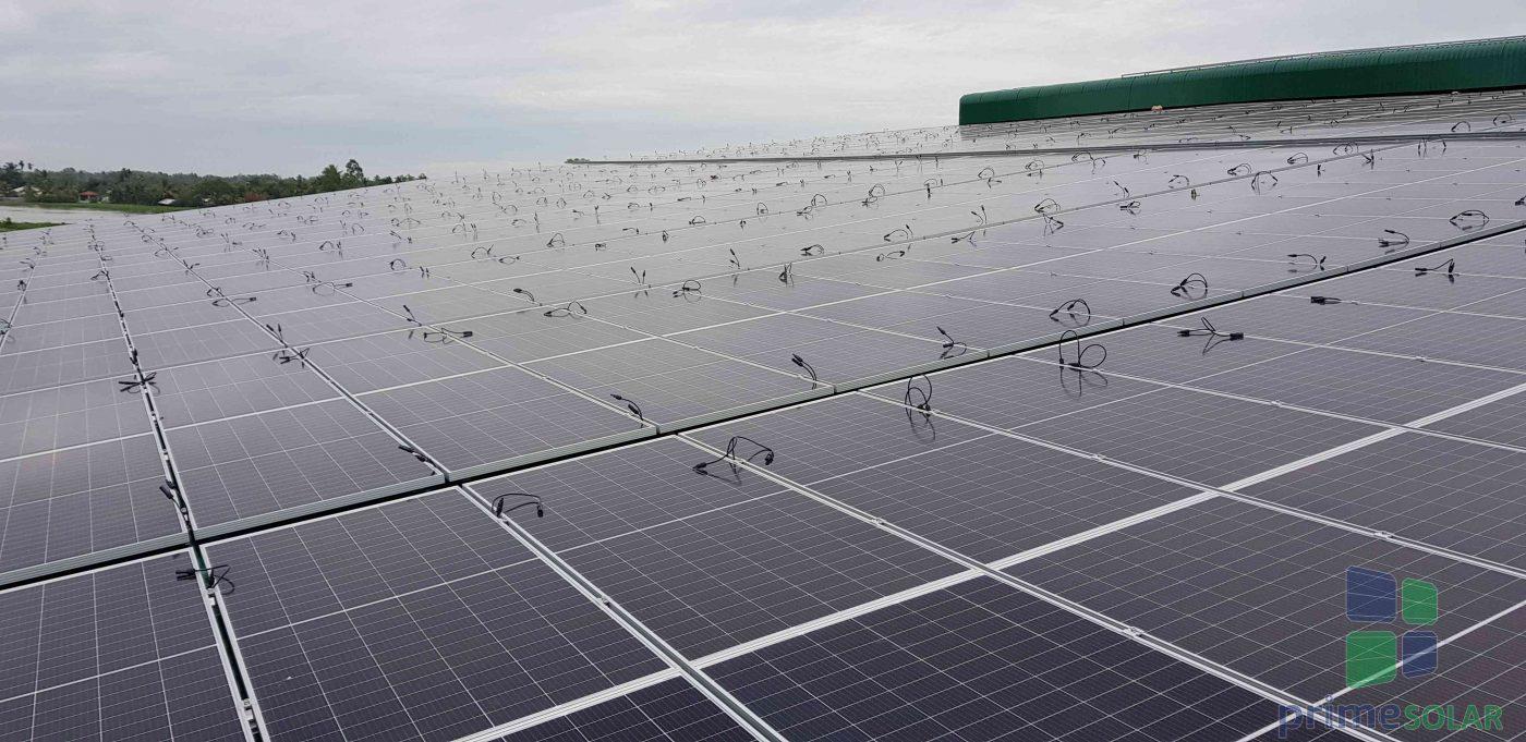 Dự án điện Mặt trời Kiên Giang