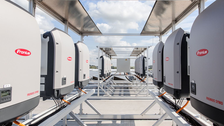 Prime Solar cung cấp inverter Fronius