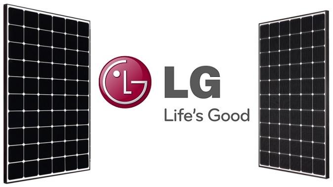 Prime Solar cung cấp tấm pin mặt trời LG