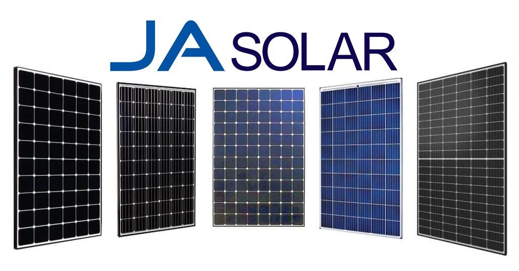 Tấm pin Mặt trời JA Solar