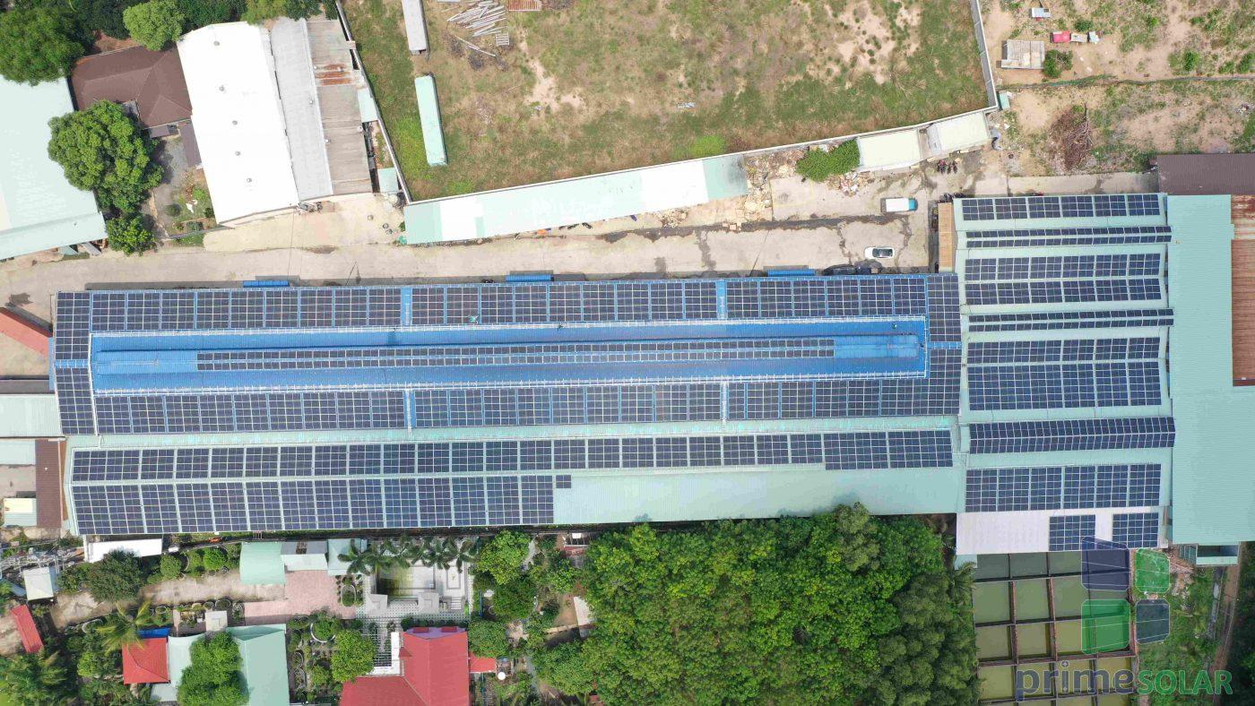 Điện Mặt trời Bình Dương