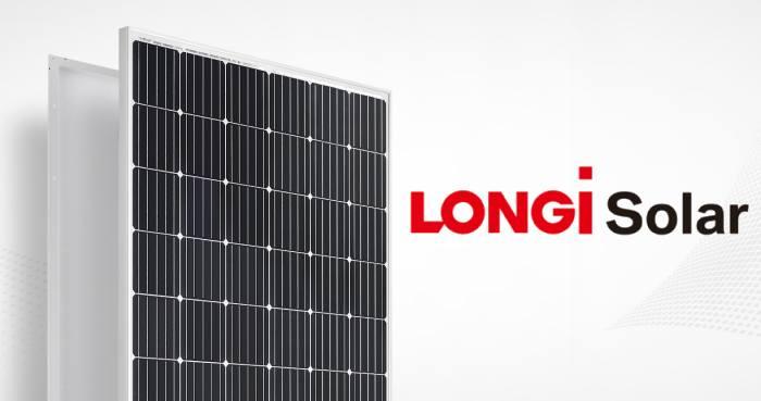 Tấm pin mặt trời LONGi Solar