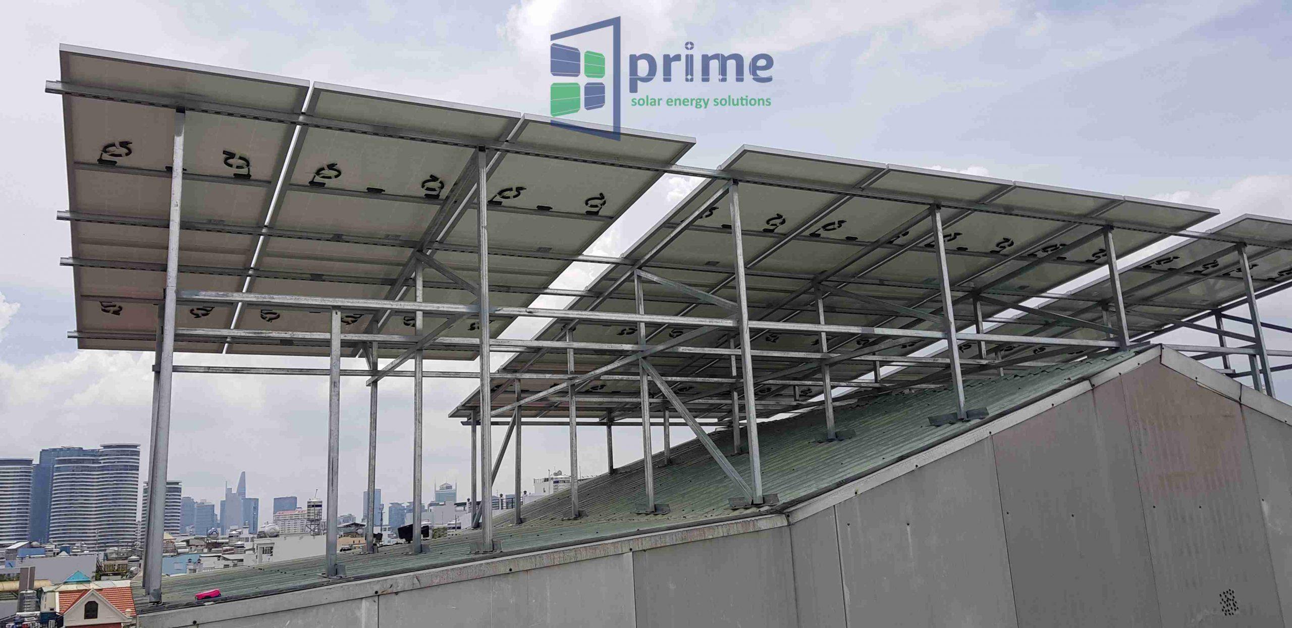 Điện mặt trời Thủ Đức
