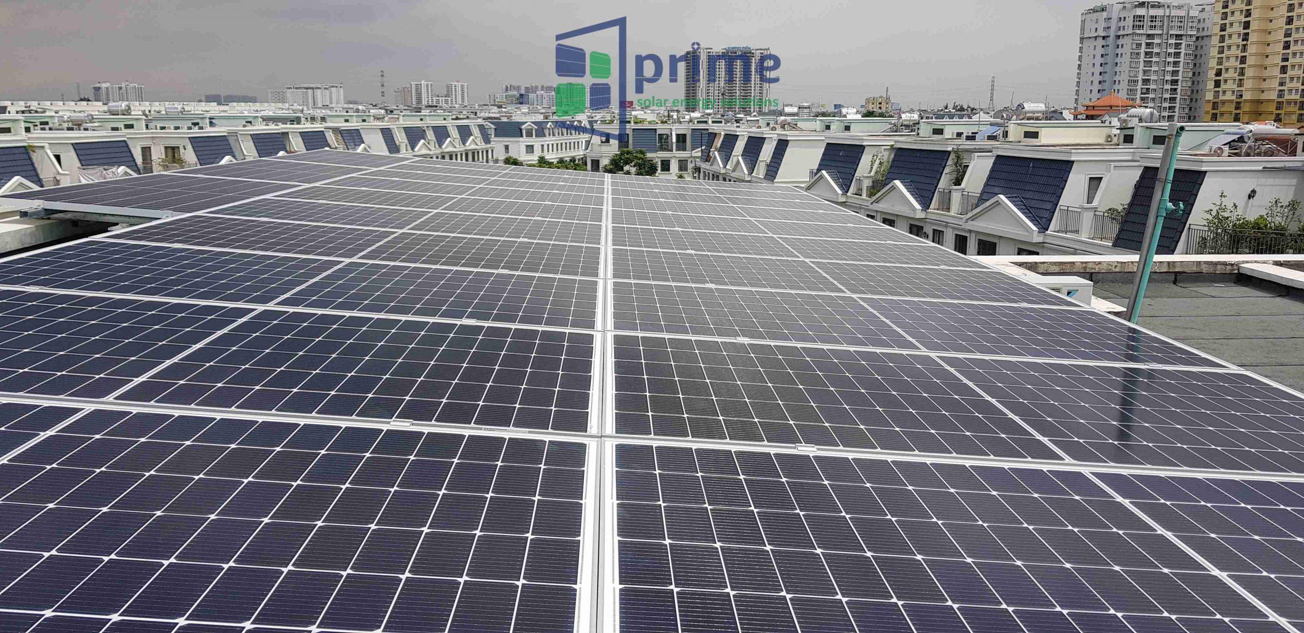 Điện mặt trời Quận 2